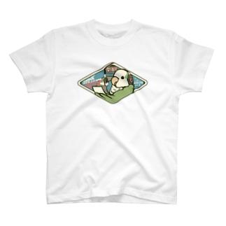 オキナインコラジオ Tシャツ