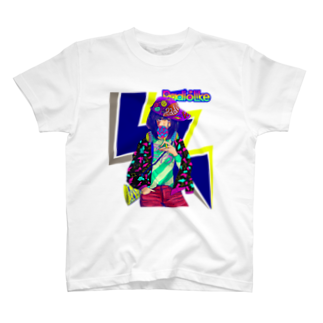 Radio Like hmm...のLollipop GirlTシャツ