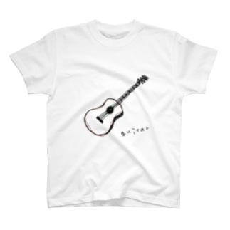 guitar Tシャツ