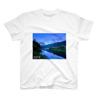 We Love Asahi(矢作川) Tシャツ