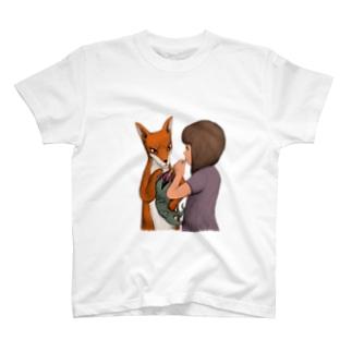 しんじてるというあきらめ Tシャツ
