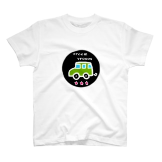 vroom vroom Tシャツ