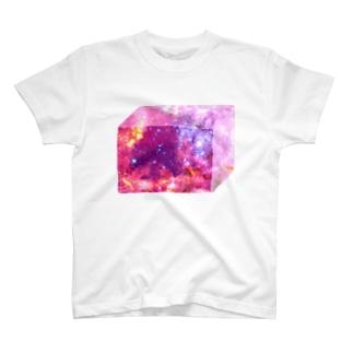宇宙ゼリー Tシャツ
