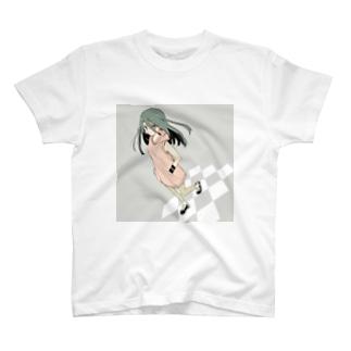 タイル Tシャツ