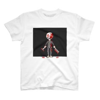 進化するキラー(3) Tシャツ