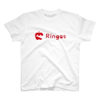 Ringos (リンゴズ) Tシャツ