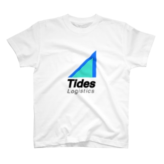 TidesLogistics社公式グッズ Tシャツ
