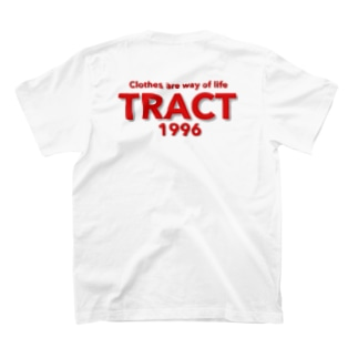 1996byTRACT T-shirts