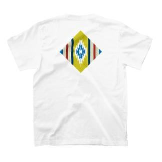 チマヨyellow T-shirts