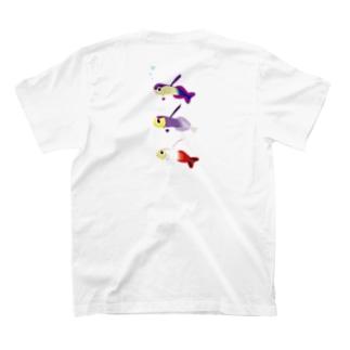 hitohana 3ハゼーず T-shirts