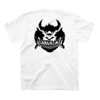 麺魔アドメンラレク T-shirts