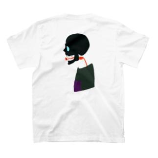 愛を叫ぶドクロ T-shirts