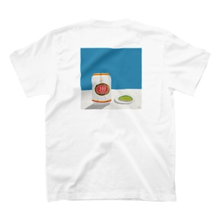 ベトナムビールとライム T-shirts