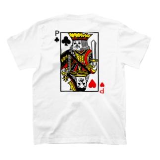 キング&クイーン Tシャツ