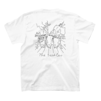 The Beatles  T-shirts