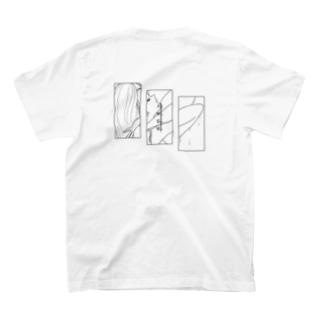 シャバダバ 韓国語ver T-shirts