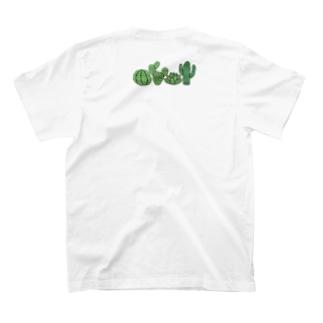 サボテン達 T-shirts