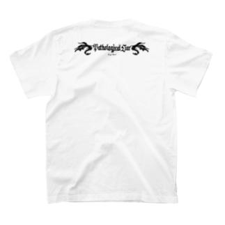 Pathological Liar(BLACK-Back) T-shirts