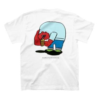 前のめりペロペロアイスクリーム T-shirts
