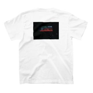 HOTEL BACK T-shirts