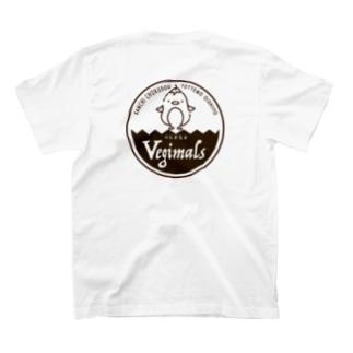 なすぺんぎんのロゴ T-shirts