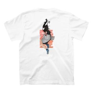 靉靆(あいたい) T-shirts