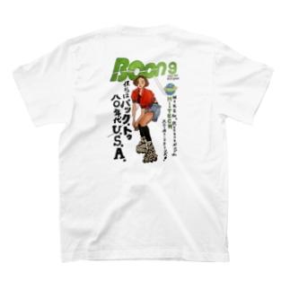 ミウのAKARI's custom T-shirts