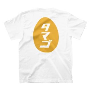 egg Mのレトロ・タマゴ T-shirts