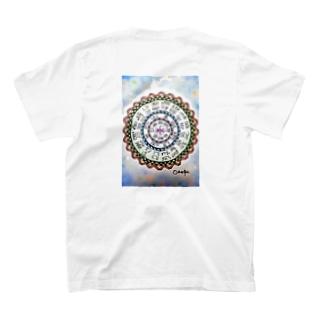 フトマニ図カラー T-shirts