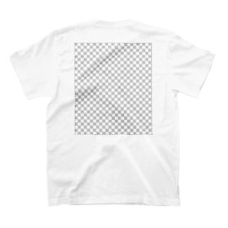 command + X (背面) T-shirts