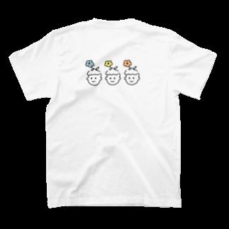 ディードット製作所の春うらら T-shirts