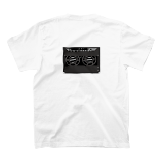 173H DesignのギターアンプFTB T-shirts