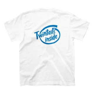 ツインテ女子 #001 T-shirts