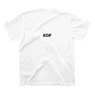 End Of File T-shirts