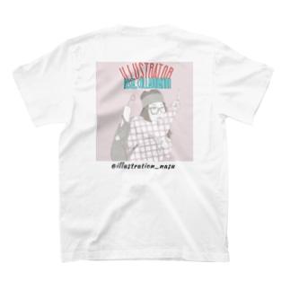 Illustrator.insta.collaboration..@illustration_nasu ver. T-shirts
