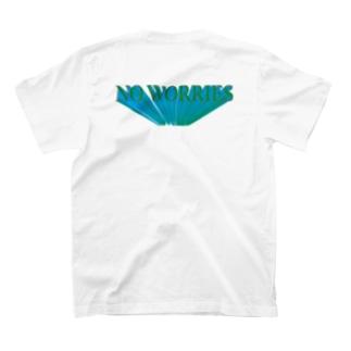 NO WORRIES MATE T-shirts