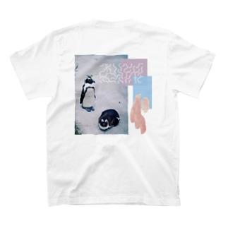 ペンギン(ペア) T-shirts