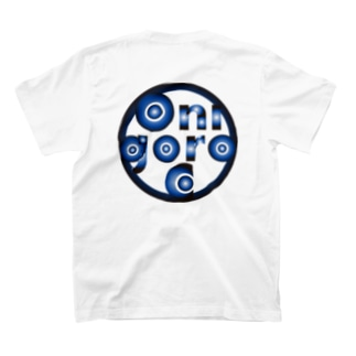 OnigoroC SPACE-T by chance T-shirts