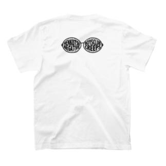 HENKUTSU OFF THE WORLD T-shirts