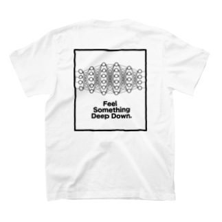 Feel Something Deep Down. T-shirts