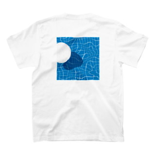 Iwabuchi MamiのPOOL T-shirts