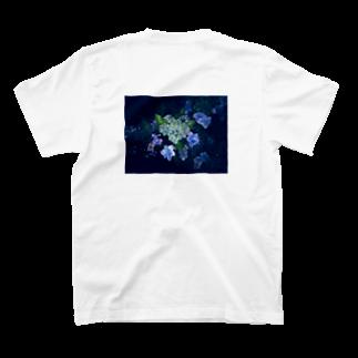 foodの紫陽花 T-shirts
