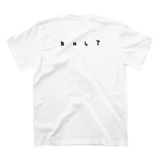 塩 / SALTのアンビグラム T-shirts