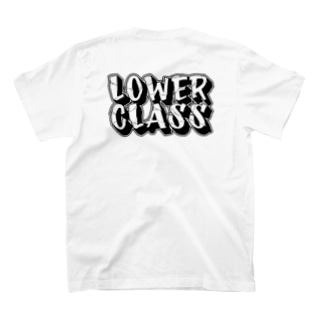 LOWER CLASS T-shirts