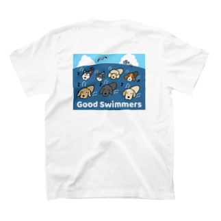 Good Swimmers(背面) T-shirts