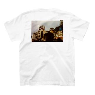 鹿児島 照国神社 ラブホテル T-shirts