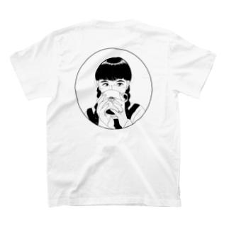 ronron coffee minettes T-shirts