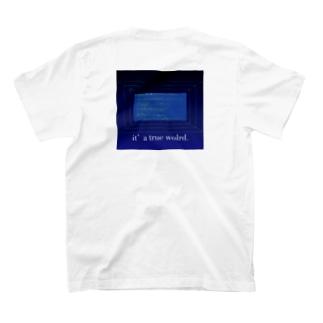 初カキコ・・・ども T-shirts