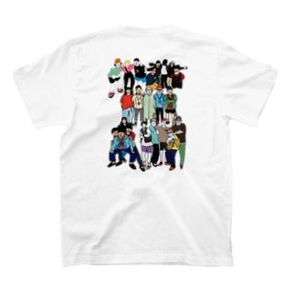 フレンズなやつら! T-shirts