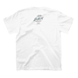 T / PAN tabetai <blue> T-shirts
